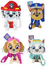 PAW PATROL FLAT PLUSH BACKPACK! SMALL RESCUE DOGS COSTUME DOLL BAG 12