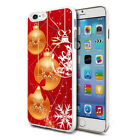 Christmas Xmas 45 - Design Shockproof Hard Case Cover For Mobiles