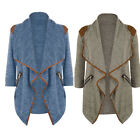 Fashion Women Casual  Plus Size Knitted Long Sleeve Tops Cardigan Jacket Outwear