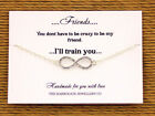 Personalised Hen Night/Party Friendship Bracelets party favours LB922