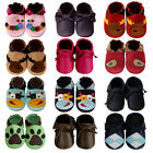 CozyBoutique  Newborn Baby Boy Shoes Up To 5 years Soft Sole Leather Kids Shoes