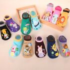 Kids Infant Baby Toddler Ankle Socks Cartoon Animal Anti Slip Cotton Socks 1pcs