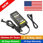 12 Volt 5 Amp (12V 5A) DC AC Adapter Charger Power Supply LCD Monitor w/ Cord