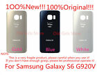 OEM  Back Rear Glass Cover Replace For Samsung Galaxy S6 G920 Verizon