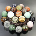 30mm 40mm energy stones ball sphere natural gemstone quartz rock crystal healing
