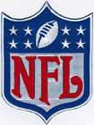 NFL National Football League Emblem Logo Badge Iron On Embroidered Patch $5.99 USD on eBay