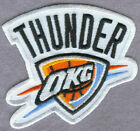 NBA Oklahoma City Thunder Basketball Embroidered Patch on eBay