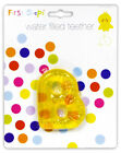 Baby Water Filled Teether Letters 6 Month+ Safe Soothing Teething BPA Free