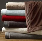 LAST FEW - Restoration Hardware Luxury Plush Throws SOLD OUT - NWT **HOLIDAYS**