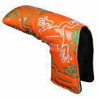 Golf Putter Cover Frog Headcover For Scotty Cameron Taylormade Odyssey Ping