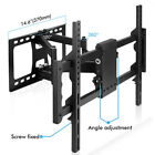 SPCC Steel Large Flat TV Wall Mount Stand 42-85