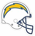 Los Angeles Chargers Helmet Fan Vinyl Sticker Decal  Bumper Cornhole Car Truck $11.99 USD on eBay
