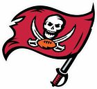 Tampa Bay Buccaneers Fan Vinyl Sticker Decal *MANY SIZES* Bumper Cornhole Truck on eBay