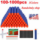 Darts wear - Bullet Blue Darts For NERF N-Strike Round Head Blasters Kids Toy Gun 100-1000pcs