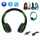 is abreva over the counter - Over the Head Bluetooth Stereo Headphones Kids DJ Sports Headset for iPod PC MP3