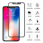 3D Apple iPhoneX Glass Screen Protector Full Coverage Tempered Screen Protectors