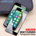 4D FULL Cover TEMPERED GLASS Screen Protector for Apple iPhone 7 6s Plus 5s SE