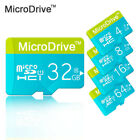 New Micro SD Card 32GB 64GB 128GB C10 SDHC/SDXC Flash Memory Card For Smartphone