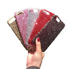 Phone Cover Case Shiny Sparkling Glitter Sequin For VivoX9S OPPOR11 iPhone UP