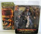 Pirates of the Caribbean Dead Man&#039;s Chest Series 1 Jack Sparrow7in Action Figur <br/> FREE SHIPPING =MAKES a GREAT GIFT = Buy it now!