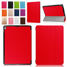 Slim Leather Smart Cover Case Sleep/Wake Stand For Apple iPad 9.7 2017 5th Gen