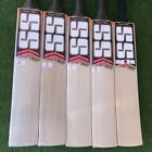 SS I BAT ENGLISH WILLOW OVAL HANDLE 2.8 LBS + LOTS OF EXTRAS