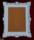 Antique Baroque Picture Frame Gold White 56x46 Photo Format 30x40