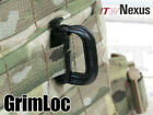ITW NEXUS GRIMLOC MILITARY TACTICAL LIGHTWEIGHT POLYMER CARABINER-TAN,OG,BLACK