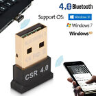 bluetooth usb 2.0 micro adapter dongle - Bluetooth 4.0 USB 2.0 CSR 4.0 Dongle Adapter for PC LAPTOP WIN XP VISTA 7 8 10