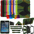 Survivor Dir Shockproof Protect Heavy Duty Stand Case Cover For iPad Mini Air US