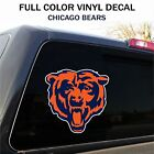 Chicago Bears Decal Sticker Graphic, Car Truck - 2 Sizes $12.95 USD on eBay