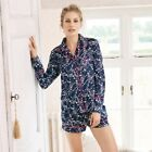 Avon T by Tabitha Webb Fortune PJs // Blue White Stars Shorts Pyjamas (RRP £45)