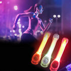 Внешний вид - Reflective Safety Belt Arm Strap Night Outdoor Cycling Running LED Armband Light