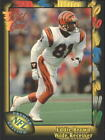1991 Wild Card Football #s 1-160 +Inserts - You Pick - Buy 10+ cards FREE SHIP