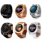 K89 Bluetooth 4.0 Heart Rate Monitor Health Sport Smart Watch For IOS Android OS