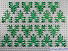 LEGO - Plant Leaves 6x5 Green Tree Branch Forest Jungle Foliage Leaf Lot Town