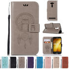 Kickstand Leather Wallet Card Flip Case Cover For ASUS ZenFone 2 ZE550KL