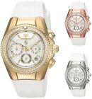 Technomarine Women's Cruise Eva Longoria 34mm Chrono Watch - Choice of Color