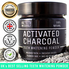 Activated Charcoal Natural Teeth whitening Powder by Pro Teeth Whitening Co 60ML