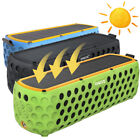wireless speakers for ipad air - Father's Day Gift idea PORTABLE Wireless Solar Bluetooth HD Speaker For Apple®