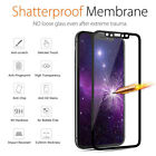 3D Full Coverage HD Tempered Glass Screen Protector Film For Apple iPhone X 10