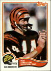 1982 Topps Football Cards 1-264 +Rookies - You Pick - Buy 10+ cards FREE SHIP $0.99 USD