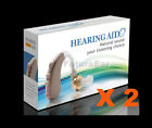 Digital Hearing Aid Aids BTE Mini Device Sound Amplifier Moderate Severe Loss