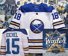 Jack Eichel 15 2018 Buffalo Sabres Winter Classic Authentic New ADIDAS Jersey