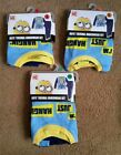 Boys Size 4 6 10 Despicable Me Minions 2-Piece Thermal Underwear Set NWT