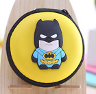Coin Purse Candy Color Silicone Wallet Cute Womens Girls Key Rubber Pouch Case