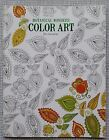 Botanical Wonders color Leisure arts for everyone 24 pages coloring book flowers