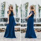 Ever Pretty Long Chiffon Evening Ball Gown Prom Dress Bridesmaid Dresses 08490