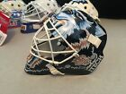PCI, PINNACLE/EA MINI GOALIE MASKS CUJO, DETROIT, TORONTO, ST. LOUIS, NY RANGERS