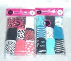 Total Girl 9 Hipsters Cotton Tag Free Soft Girls kids size 6 8 NEW